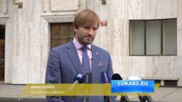 Komentář ministra zdravotnictví Vojtěcha k vývoji koronavirové situace