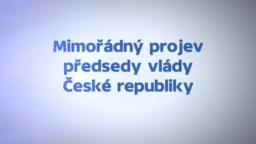 Premiér Andrej Babiš přiznal pochybení ohledně letního uvolnění a vyzval k nošení roušek