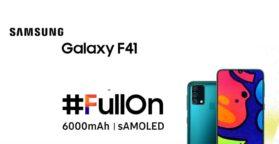 Samsung teasuje na novou řadu telefonů. Bude určena pro Indický trh a nese písmeno F