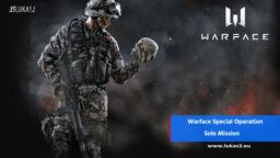 Warface – Solo Mission