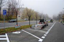 Radnice vytvořila na Terase nová parkovací místa pro zhruba 20 aut