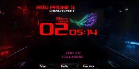 [Aktualita] V březnu přijde ROG Phone 5. Spekuluje se o zadním displeji