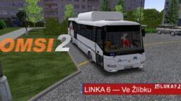 OMSI 2 – Kojetice 2.0 – SOR CNG12 [nátěr Z-GROUP)