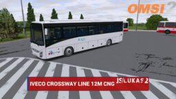 OMSI 2 – Iveco Crossway LINE 12M (Family Bus) – Pražská linka 235