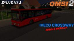 OMSI 2 – Kojetice 2.0 – Iveco Crossway – (Arriva Morava)